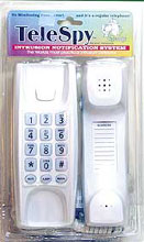 telephone security system