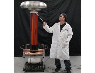 Large Tesla Coil