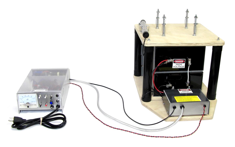 High Energy Power Of The Pulse 5kv And 10kv Multi Megawatt Pulser Dangers Aluminum Wiring Series